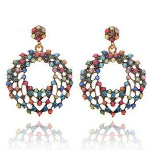 Jewelry - NEW boho colorful earrings